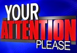 attention-please